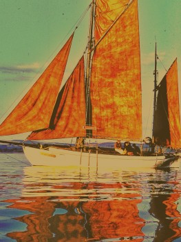 maud sailing