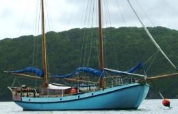 ferro barge - ad