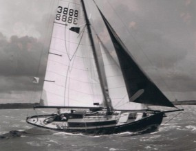 35ft Classic Maurice Griffiths Bermudan Cutter