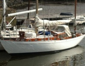 42ft Bermudan Yawl,Laurent Giles,1962