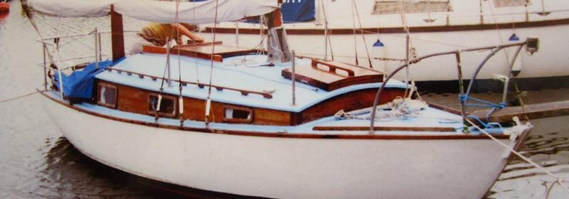 Cheverton Caravelle Traditional yacht