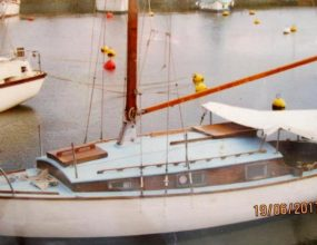 23ft Cheverton Caravelle, Bermudian Sloop