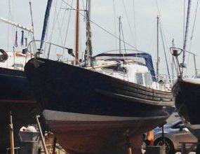 25ft Motorsailor Fisher Freeward GRP