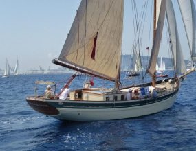 52ft Gaff Schooner, self built replica Price Reduced.