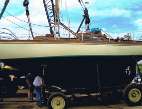 One Design 28ft 6ins Sussex One Design Classic Bermudan Sloop