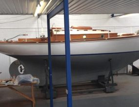 30ft Classic Dickie of Tarberts Yacht Frederick Shepherd design