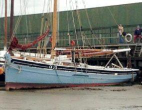 46ft Sailing Smack CK212