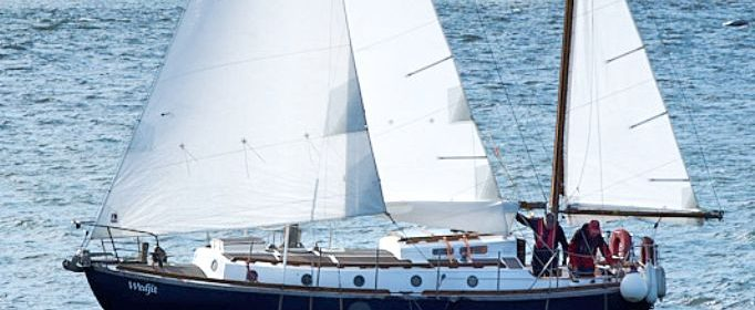 30ft Waterwitch mkII, Bermudan Ketch, Maurice Griffiths