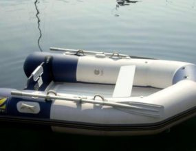 Zodiac C240 Aero inflatable dinghy (As new)