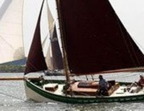 New build East Coast Sailing Smack, 32ft Gaff cutter