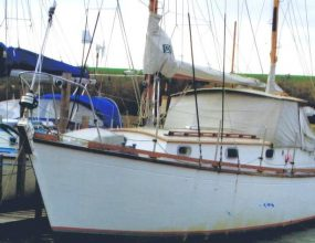 Hillyard 11ton, 33ft Bermudan Ketch