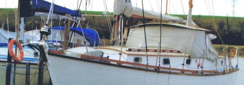 Hillyard 11ton, 33ft Bermudan Ketch