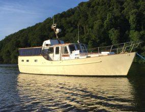 "36ft Landamores ""Otter Class"" twin screw motor vessel"