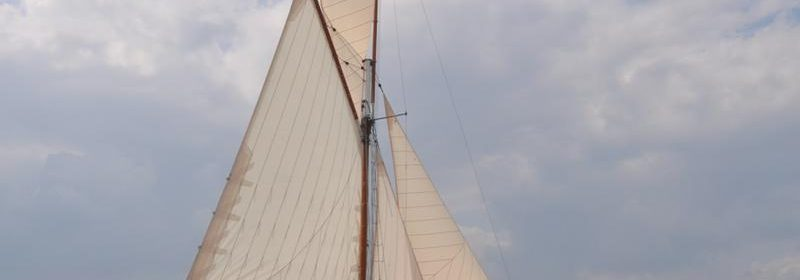 36ft Smack Tryell  & Young Gaff Cutter GRP