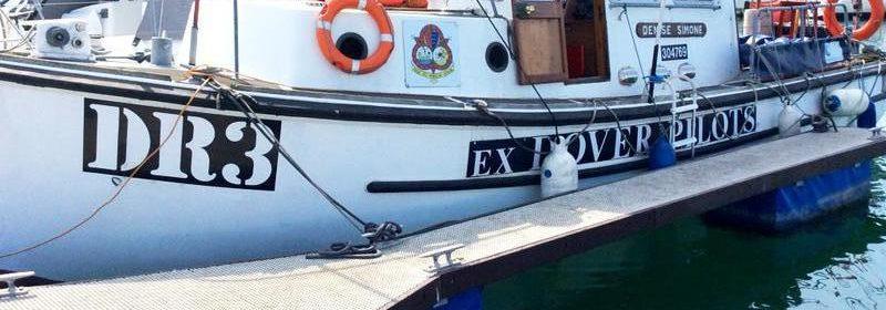 11m ExPilot 's Vessel, wooden, single engine, 1962