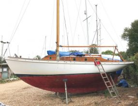 "29ft A ""One off"" counter stern, Bermudan Sloop 1939"