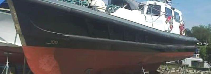 42ft Nelson 42, Pilot vessel, ex Commercial work boat.