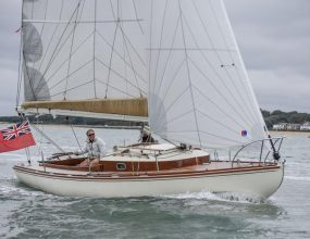 Tardorne 8m, Tofinou Latitude 46  Trailer Sailer, New Build Classic