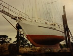 41ft GRP Spray, Bermudan Ketch , liveaboard
