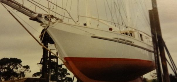 41ft GRP Spray, Bermudan Ketch 1976