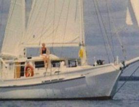41ft GRP Spray, Bermudan Ketch