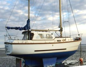 32ft GRP Ketch, Colvic Atlanta, Bilge Keels