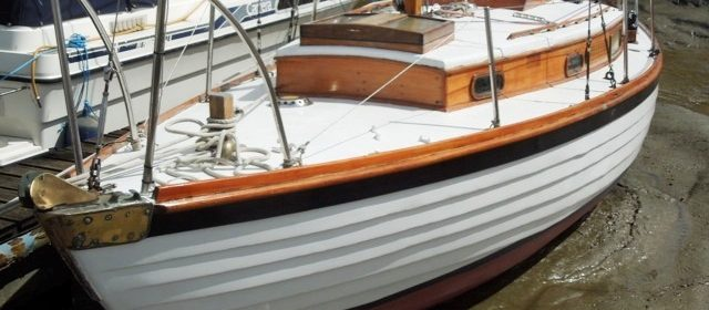 26ft Stella Yacht, Classic One design Holman and Pye
