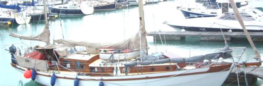 42ft Holman Bermudan Ketch, 1967